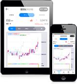 使いやすさを追求したスマートフォンアプリ